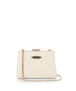 Lanvin   Le Petit Sac Leather Box Clutch