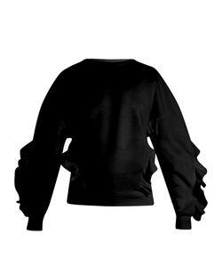 Stella Mccartney | Ruffle-Trimmed Cotton-Blend Sweatshirt