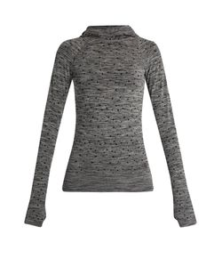 PEPPER & MAYNE | Hooded Compression Performance Top