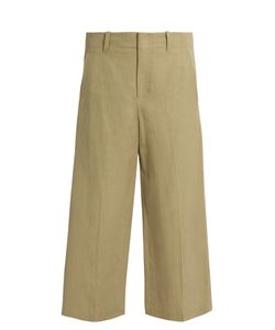 Vince | Wide-Leg Cropped Trousers