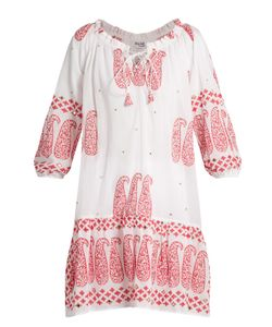 Juliet Dunn | Paisley-Printed Cotton Dress