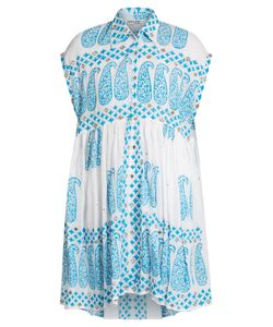 Juliet Dunn | Paisley-Printed Cotton Cover-Up