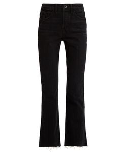 Helmut Lang | High-Rise Straight-Leg Jeans