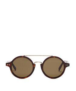 CÉLINE SUNGLASSES | Round Acetate Sunglasses