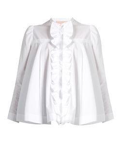 ROKSANDA | Frida Ruffle-Trimmed Cotton Shirt