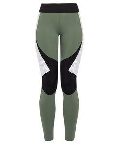 CHARLI COHEN | Laser Colour-Block Performance Leggings