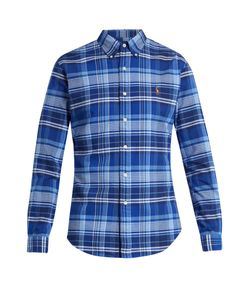 Polo Ralph Lauren | Slim-Fit Checked Cotton Shirt