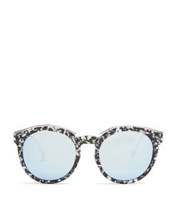 Dior | Round-Frame Acetate Sunglasses