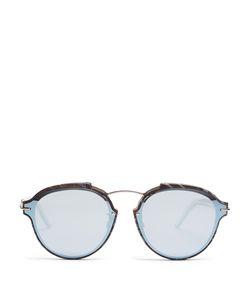 Dior | Eclat Mirrored Sunglasses