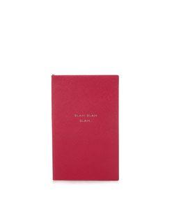Smythson | Blah Blah Blah Panama Notebook