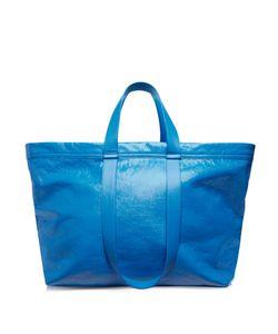 Balenciaga | Carry Medium Leather Tote