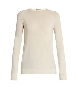 The Row | Heba Wool And Cashmere-Blend Sweater