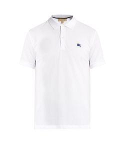 Burberry | Hatley Cotton-Piqué Polo Shirt