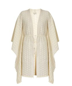 TALITHA | Crochet-Lace Cover-Up