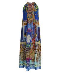 Camilla | Bohemian Bounty Silk Dress