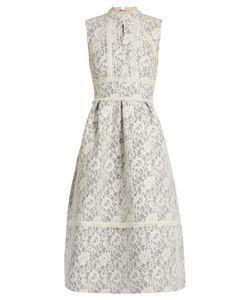 Erdem | Zinaida Lace Structured Dress