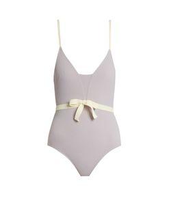 ROXANA SALEHOUN | Waist-Bow Swimsuit