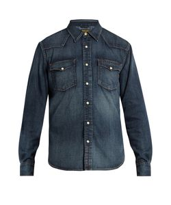 JEAN SHOP | Gareth Denim Shirt