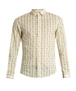 Gucci | -Print Cotton Shirt