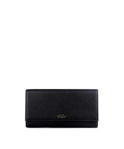 Smythson | Marshall Leather Travel Wallet