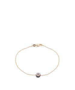 Ileana Makri | Diamond Sapphire Yellowbracelet