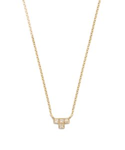 Ileana Makri | Diamond Yellownecklace