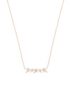 Diane Kordas   Diamond Rosestars Necklace