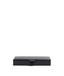 Smythson | Panama Leather Cufflink Box
