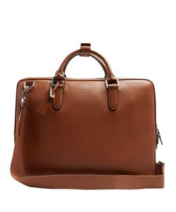 Smythson | Burlington Grained-Leather Briefcase