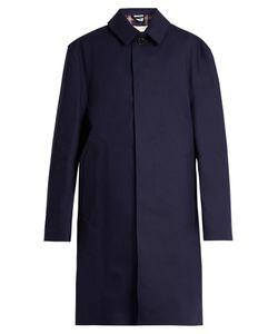 VETEMENTS | X Mackintosh Open-Back Raincoat