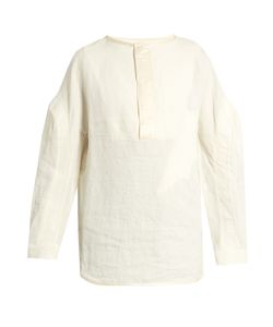 J.W. Anderson | Stonewashed Linen Top