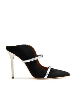 MALONE SOULIERS | Maureen Suede Mules