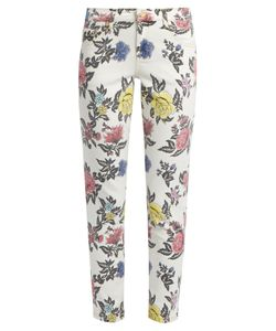 House Of Holland | -Print High-Rise Skinny Jeans