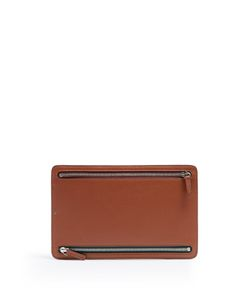 Smythson | Burlington Leather Currency Wallet