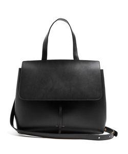 MANSUR GAVRIEL | Lady Top-Handle Leather Bag