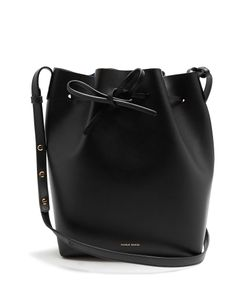 MANSUR GAVRIEL | -Lined Leather Bucket Bag