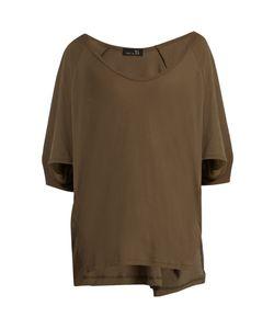 Y'S BY YOHJI YAMAMOTO   Oversized Cotton T-Shirt