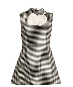 A.W.A.K.E. | Jellychess Gingham Sleeveless Top