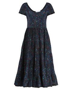 Athena Procopiou   Midnights Love Romantic Silk Dress