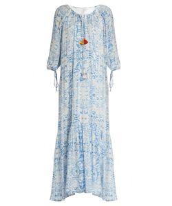 Athena Procopiou   The Midsummers Sky Maxi Dress
