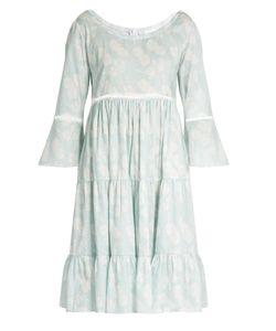 Athena Procopiou   A Bohemian Romance Cotton Dress