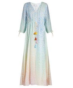 Athena Procopiou   The Rainbow In The Sky Maxi Dress