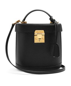 Mark Cross | Benchley Grained-Leather Shoulder Bag