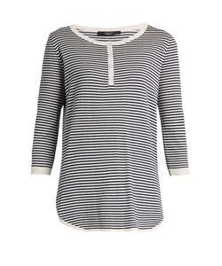 Weekend Max Mara | Galea Silk And Cotton-Blend Sweater