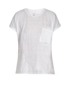 Velvet by Graham & Spencer | Denice Patch-Pocket T-Shirt