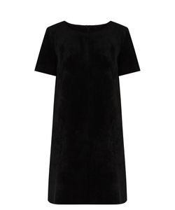 Velvet by Graham & Spencer | Reya Faux-Suede Dress