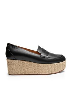Gabriela Hearst | Brucco Leather Espadrilles