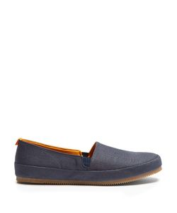 MULO | Linen Loafers