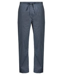 Derek Rose | Nelson Cotton Pyjama Trousers