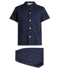 Derek Rose | Nelson Cotton Pyjama Set